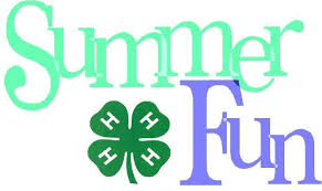 Summer Fun 4-H logo