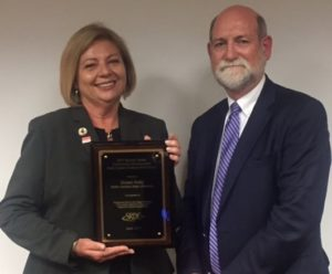 Cover photo for Richmond County Extension Director Receives National Award