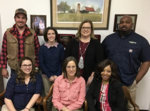 staff photo of Richmond County Extension office
