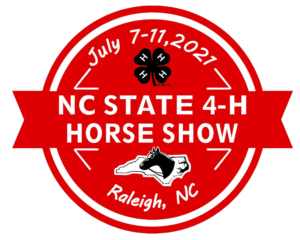 Cover photo for 2021 NC 4-H State Horse Show Results